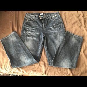 Boyfriend fit size 10 jeans. Great condition
